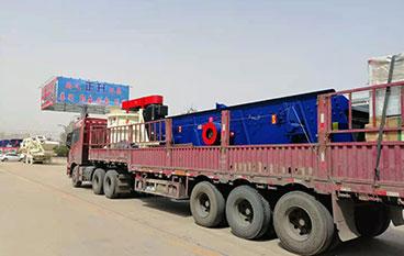 重庆制砂生产线项目