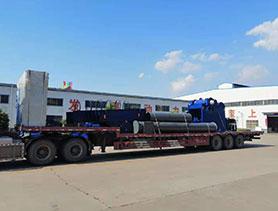 安徽阜阳时产200吨破碎制砂生产线项目