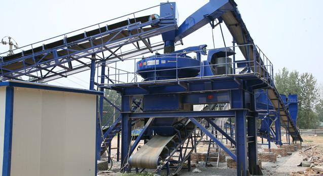 【石料制砂生产线】 - 正升制砂生产线设备