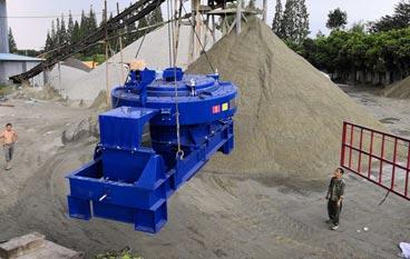贵州石灰石制砂生产线项目
