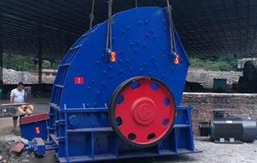 重庆铝矿石破碎生产线
