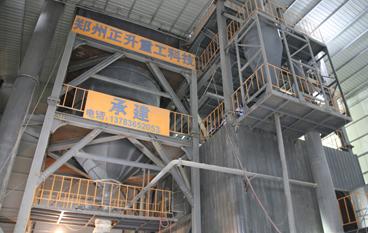 山西太原时产120-150吨石灰石楼式制砂系统