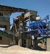 乌兹别克斯坦制砂生产线项目