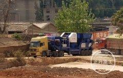 移动制砂机厂家关于建筑垃圾处理设备破碎工作的详细说明