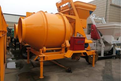 制砂楼厂家讲解强制式混凝土搅拌机是怎样卸料的