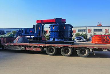 复合式制砂机发往河北霸州
