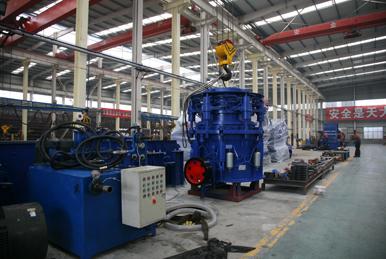 制沙机厂家介绍让圆锥破碎机产量最大化的11种方法