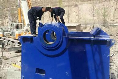制砂楼厂家介绍啮角与转数是影响颚式破碎机工作效率主要因素