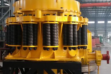 制沙机厂家介绍轮胎式圆锥破碎机和履带式圆锥破碎机的差别