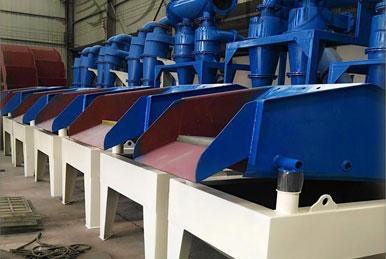 制砂机厂家介绍细砂回收机常见的13类故障及解决办法