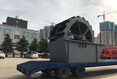 制沙机设备厂家介绍洗砂设备广泛应用在环保节能等方面